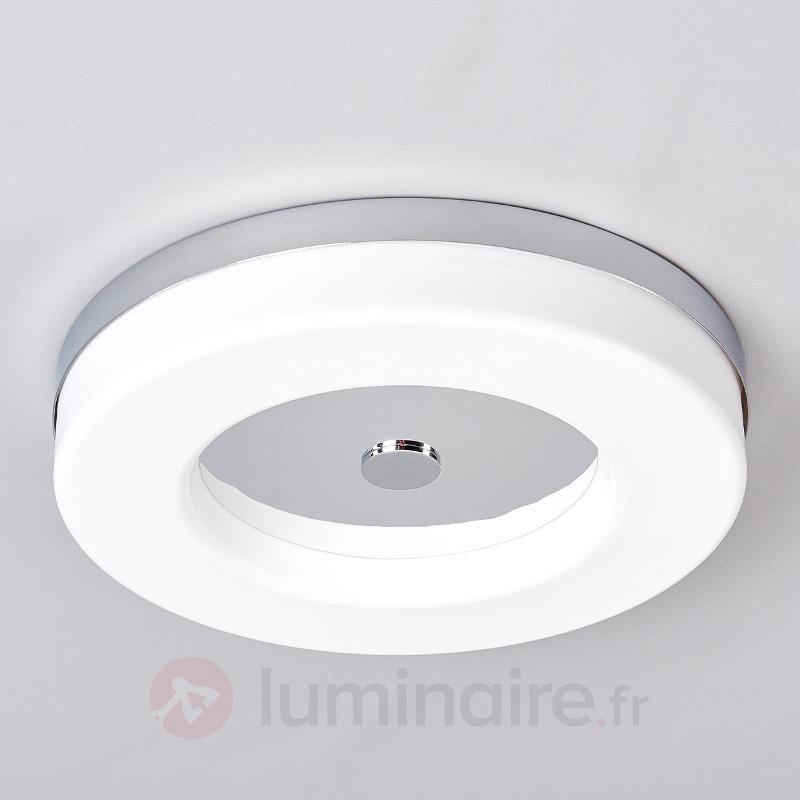 Plafonnier LED Shania en forme d'anneau - Plafonniers LED