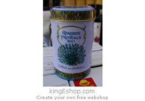 Romarin de Provence Bio Araquelle - Référence : 0RBDPA