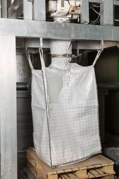 Filling / refilling Big Bag Fill - Big Bag Fill