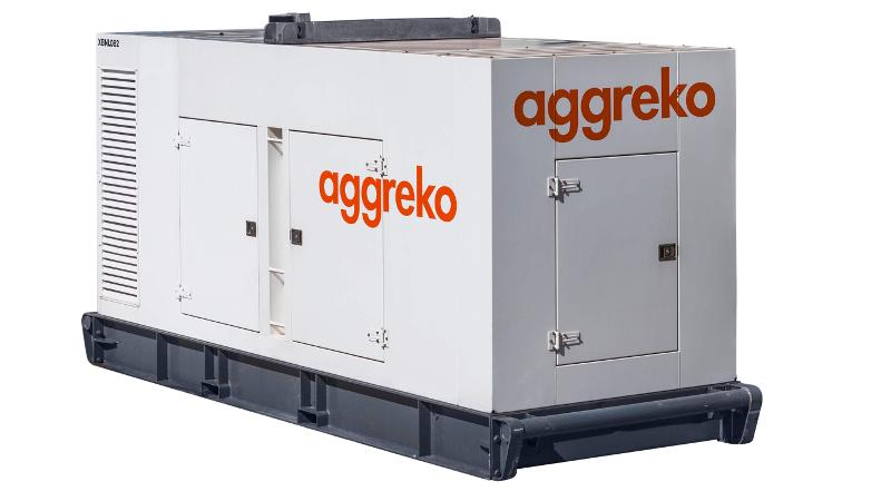 500 Kva Dieselgenerator - Stromerzeugung