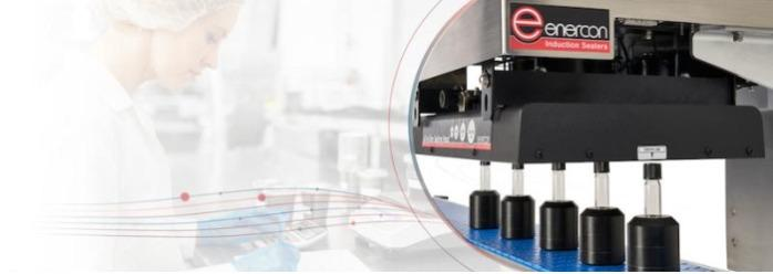 Selladora de tapones por inducción Super Seal™ Touch - La Primera Selladora por Inducción con Pantalla Táctil
