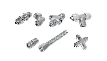 Pneumatic Fittings - Rapid Fittings, Joint Fittings