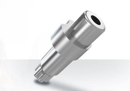 Präzisionsteile - Kaltumformung mit hochglanzpolierte und beschichtete Umformwerkzeuge/Conform®