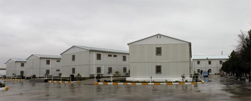Prefabricated Camp Buildings