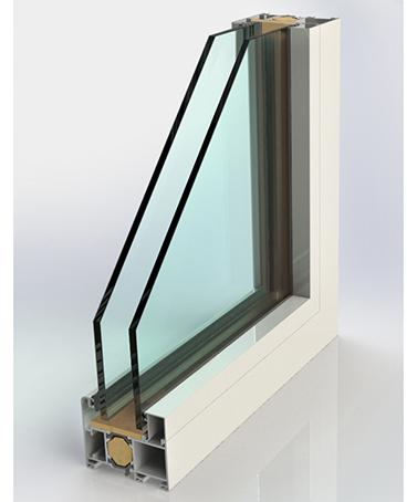 Portes-Fenêtres Accordéons  - AIRCLOS S82R RPT