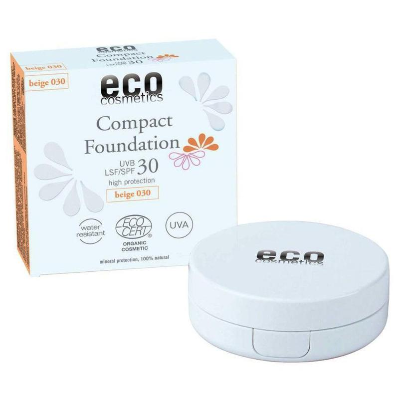 ECO Compact Foundation LSF 30 - 030 Beige 10g - null