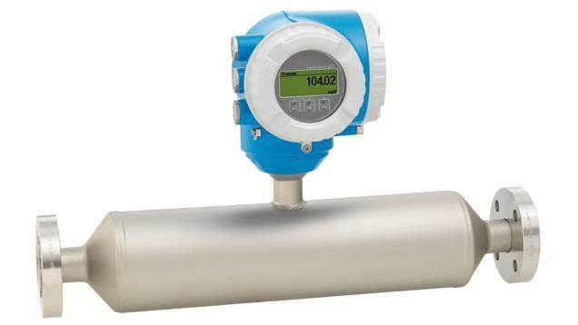 Proline Promass I 300 Débitmètre Coriolis - Mesure en ligne de la viscosité et du débit avec un transmetteur compact