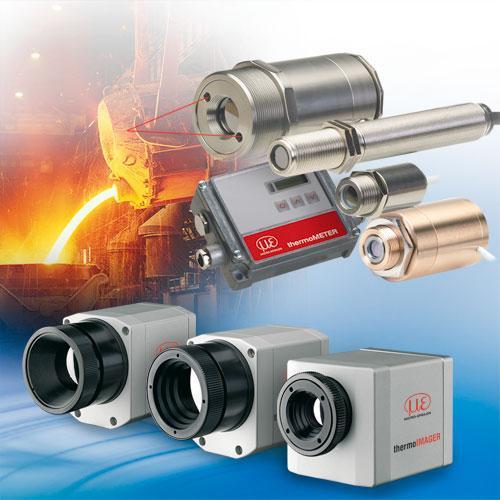 Non-contact infrared temperature sensors - thermoMETER