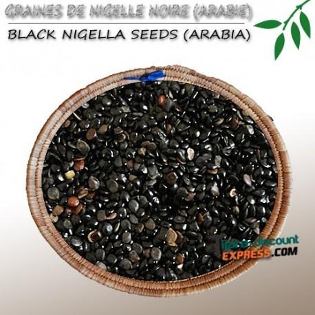 Graines De Nigelle Noire (arabie) - Santé & bien-être
