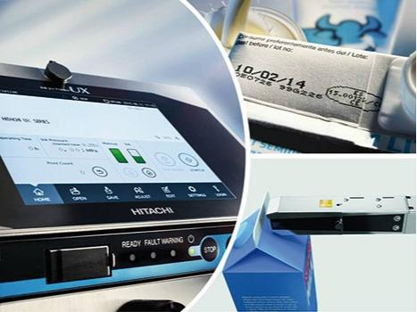 Noleggio Marcatori a getto d'inchiostro e laser - Noleggio operativo conveniente