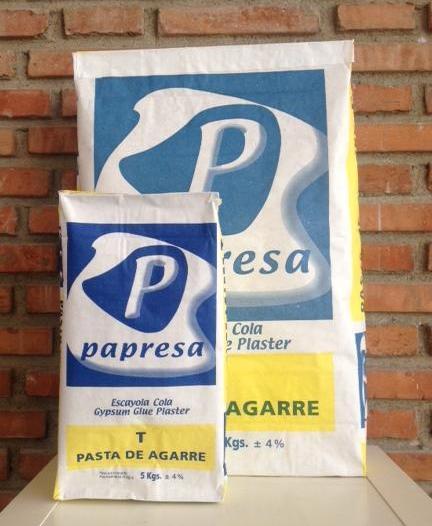 Papresa Tabique - Escayola cola para construcción