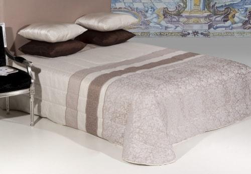 Jacquard bedspread - CATIA