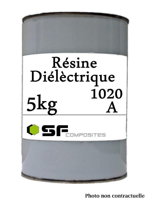 Resine diélectrique - DURCISSEUR DIELEC RE1020...5KG