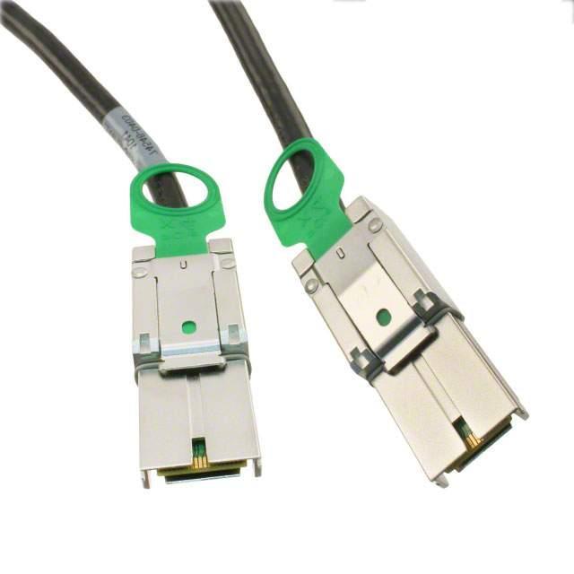 CABLE ASSY IPASS X4 M-M 38POS 3M - Molex, LLC 0745460403