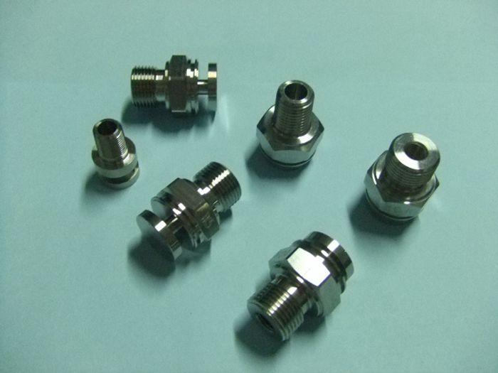 Stainless Steel Parts - null