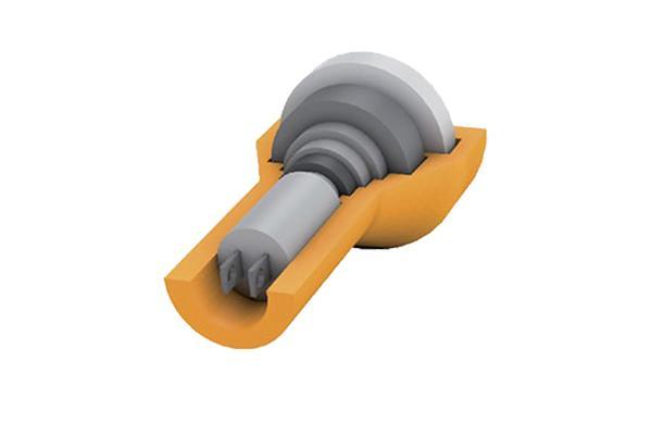 Solutions Anti Vibratoire Sylomer® & Sylodyn® - Dans les véhicules automobiles, engins agricoles, TP, aéronautique
