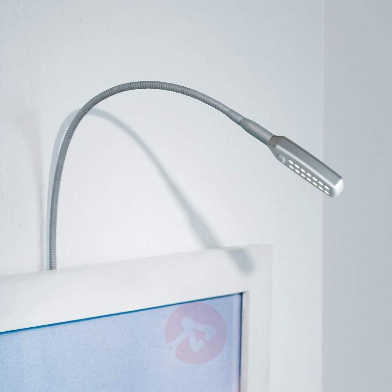 Clamp lamp GALERIA NATRIX with LEDs - Table Lamps