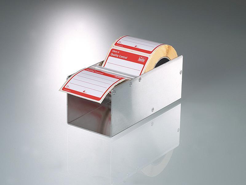 Etiquette close-it - Pour le prélèvement depuis des sacs, cartons, BigBags, etc
