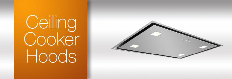 Ceiling Cooker Hoods From Luxair Cooker Hoods - Luxair have the largest range of ceiling extractor fans to date