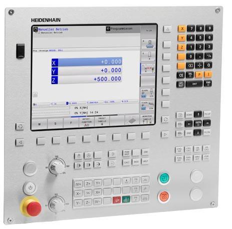 TNC 128数控系统 - TNC 128 系列 海德汉数控系统