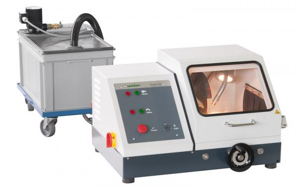 Abrasive Cutter TYPE Cuto 20 - Abrasive Cutter for laboratories or industrial production