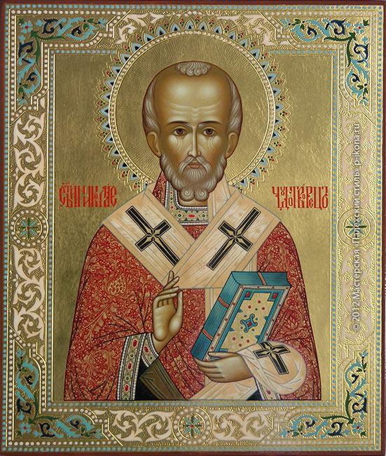 St. Nicholas the Wonderworker - null