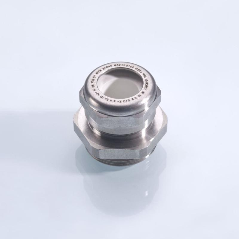 The ATEX certified cable gland for safety in Ex-atmospheres - The ATEX certified cable gland for safety in Ex-atmospheres