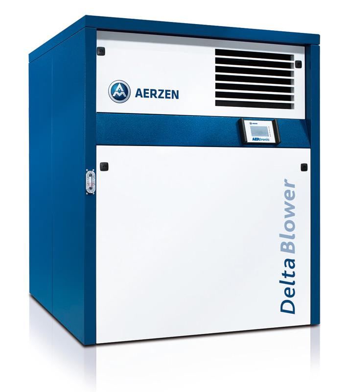 AERZEN Delta Blower GM 3S ... 240S positive pressure package