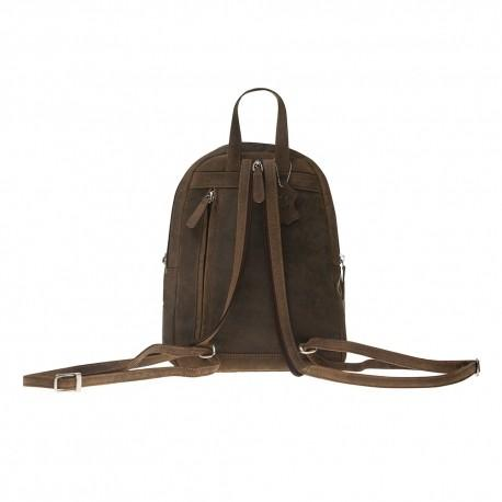 Abell Mini Leather Backpack - Galactic Series