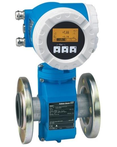 debit mesure produits - debitmetre eleectromagnetique promag 53L