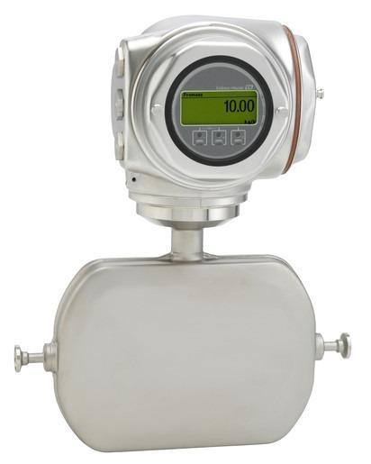 Proline Promass A 300  Débitmètre Coriolis - Débitmètre monotube précis pour les débits les plus faibles