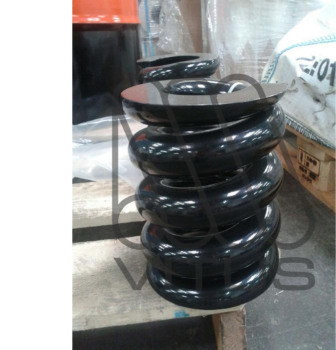 Mining equipment springs. Rumble spring. - Rumble spring. Crusher spring. Mine electric locomotive springs. Spring AM8D.