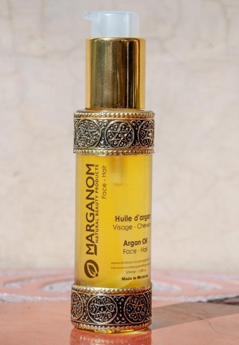Huile d'argan cosmétique bio - Huile d'argan pour le corps, visage et cheuveux