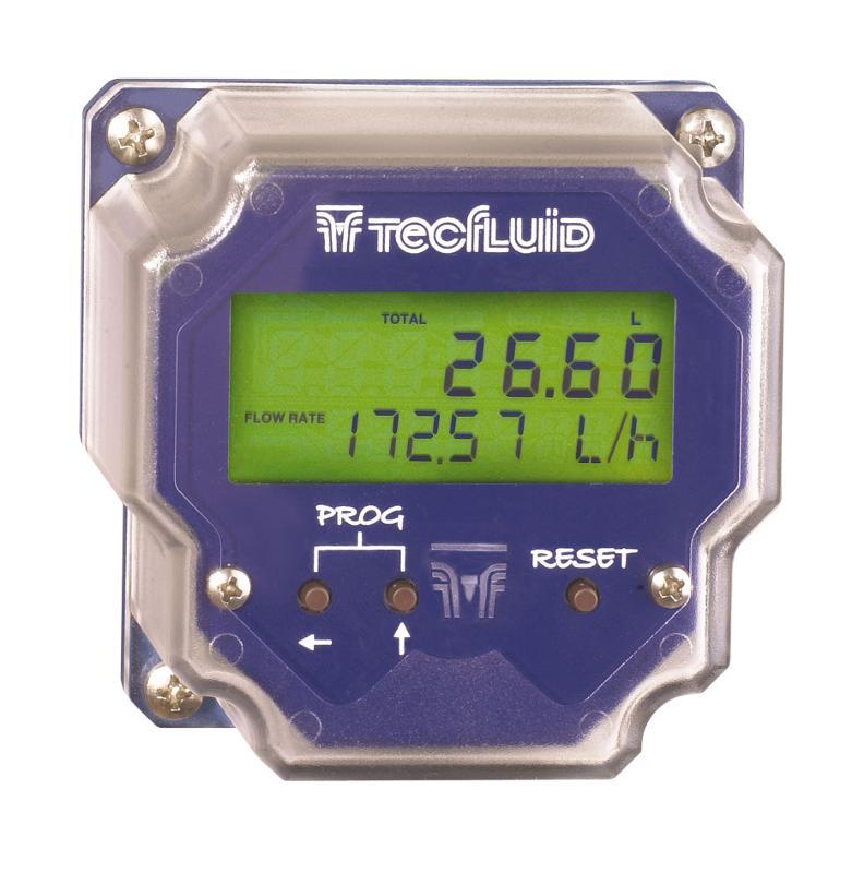Transmetteur de débit programmable CP420L et CH420L - null