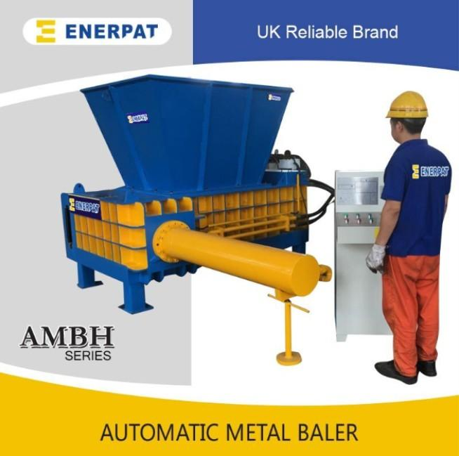 Hydrualic Aluminum Can Baler for sale