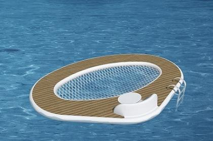 Easy Going - Luxury Floating Platform