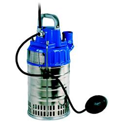 Submersible drainage pumps - P600-01 to P800-01