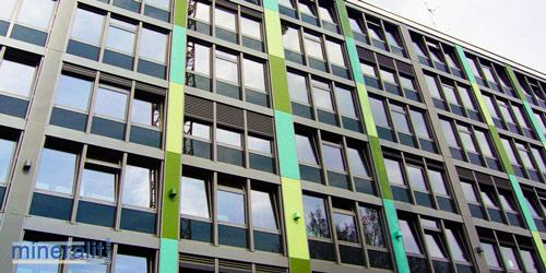 großformatige Fassadenelemente