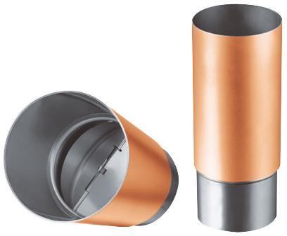 anti-syphon trap - copper - anti-syphon traps