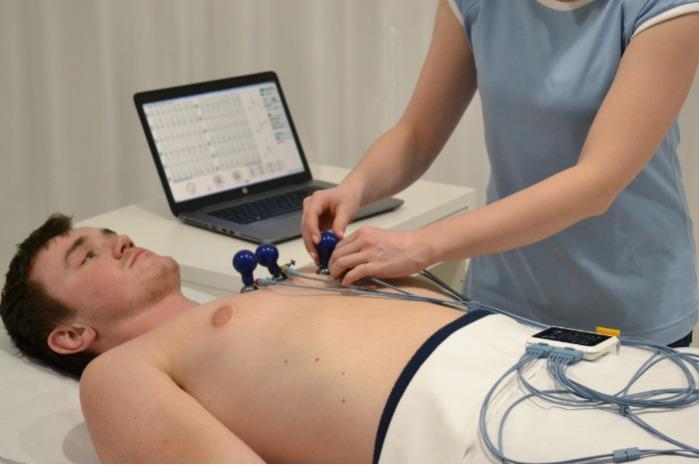 BTL CardioPoint Flexi ECG - ECG numérque