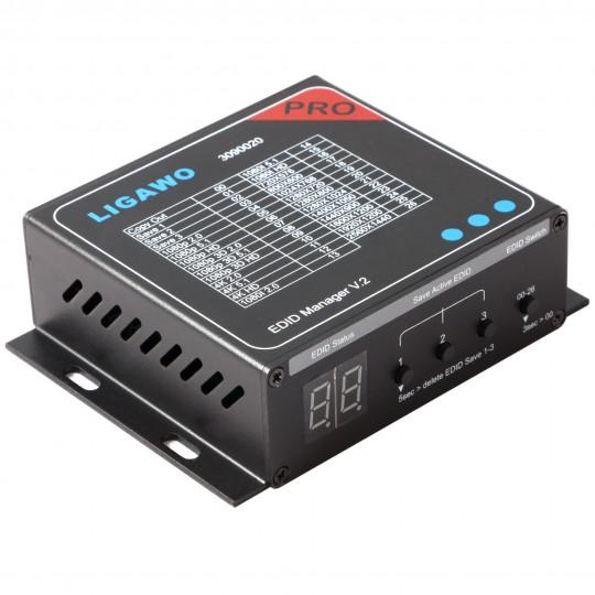 Ligawo ® 3090020 HDMI EDID Manager V2 + EDID Save Option
