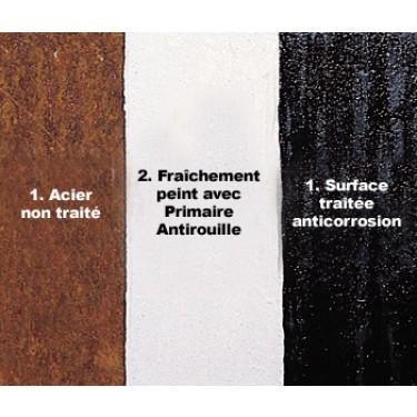 Primaires d'accrochage - Primaire Antirouille Brosse de 13 cm Pinceau de 3,7 cm