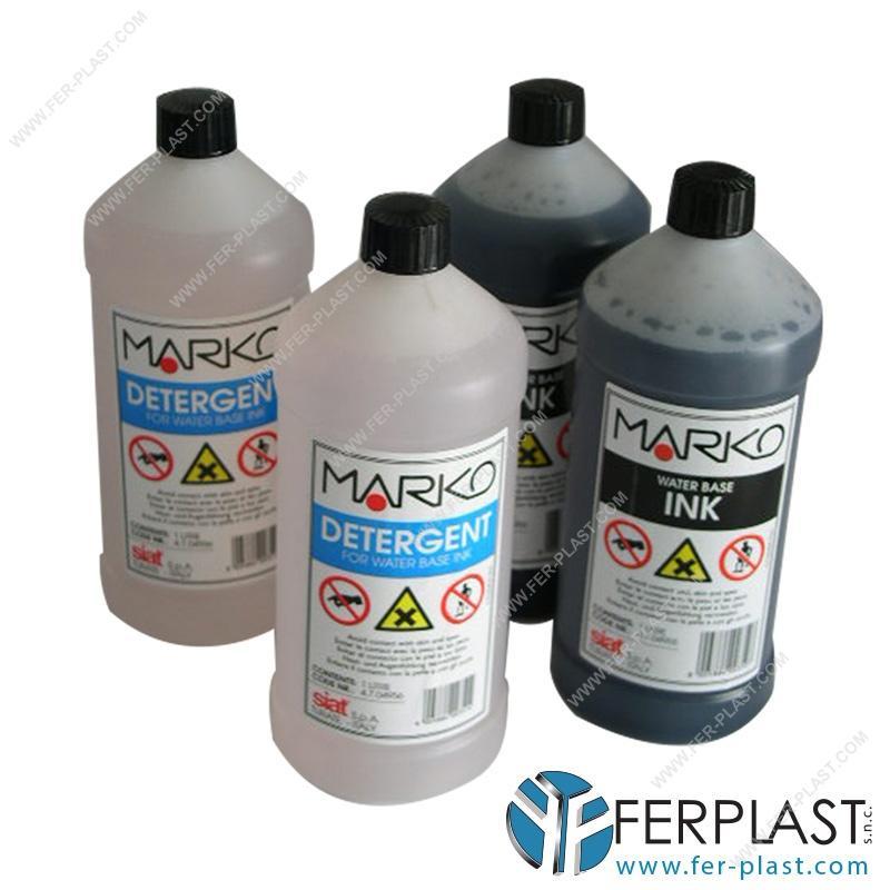 Inchiostro e Detergente - Marcatori e stampanti