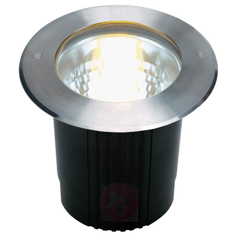 Dasar® 215 Universal Built-In Floor Light Round - Recessed Floor Lights