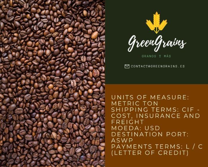 Café 100% Arabica -