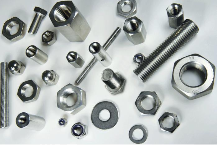 Screws, Nuts, Washers -