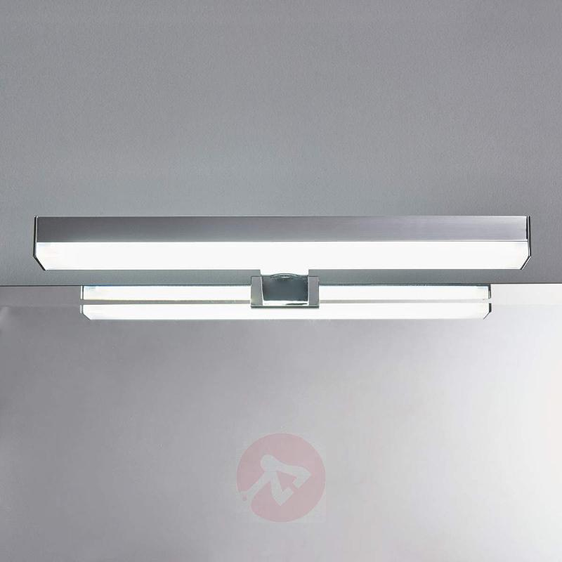 Solid LED mirror light Alba IP44 - Wall Lights