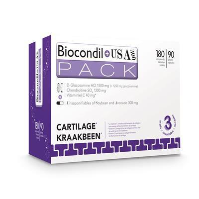 Biocondil + USA300 PACK - Complément alimentaire