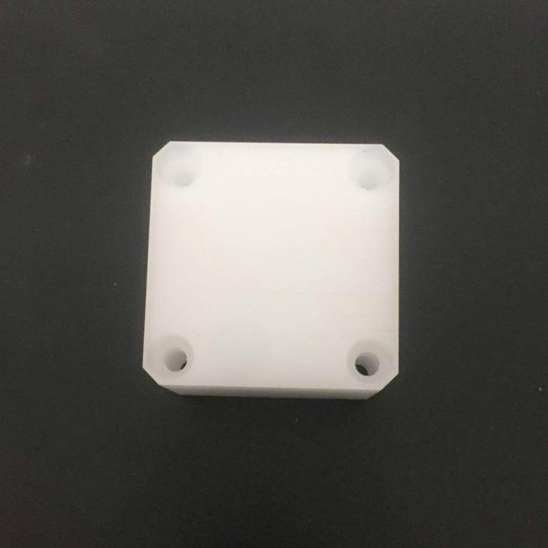 Plastic cnc machining parts - customized PP cnc milling machining parts
