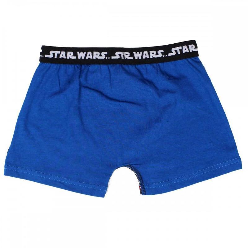 12x Lots de 2 boxers Star Wars du 6 au 12 ans - Sous-vêtement